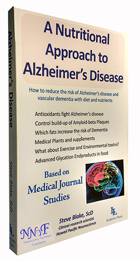 Nutritional Approach to Alzheimer's Disease
