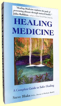 Healing Medicine Cover